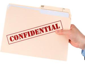 Los registradores y los empleados del organismo están sujetos a la ley de protección de datos