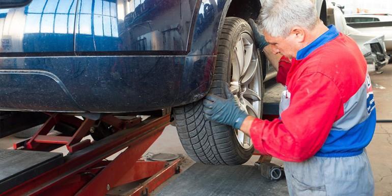 reparación de tu vehículo