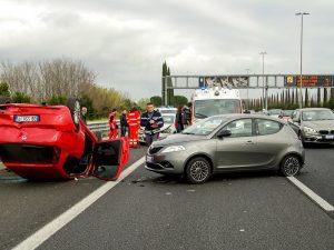 Accidente muy grave en la autovía