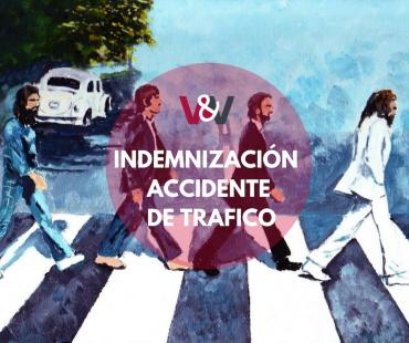 Indemnización accidente de tráfico