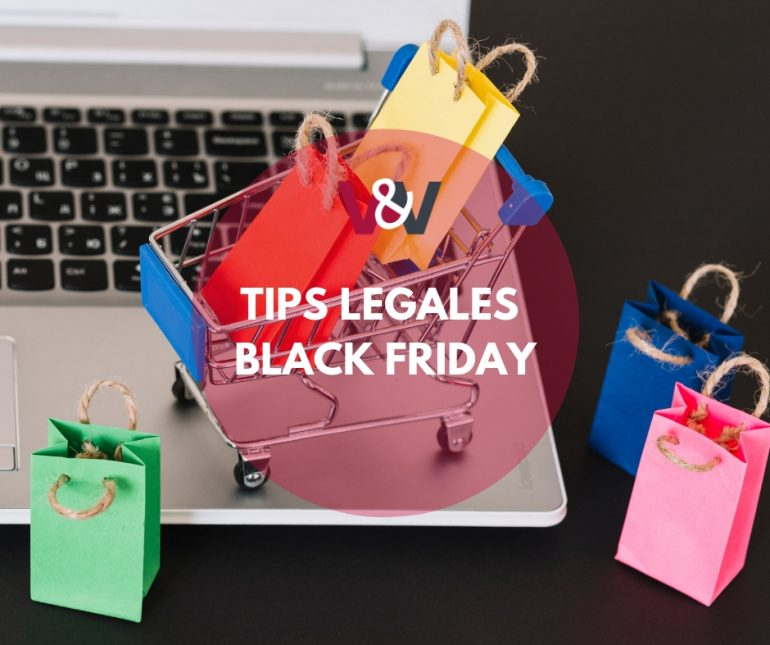 10 Consejos legales para tu BLACK FRIDAY