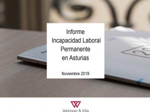 Informe: Incapacidad Laboral Permanente en Asturias
