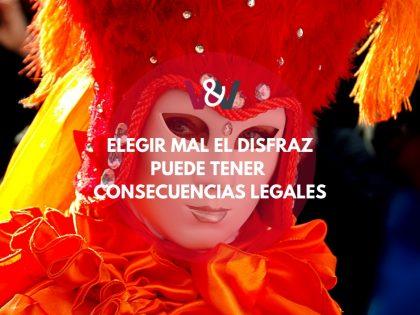Elegir mal el disfraz de carnaval…