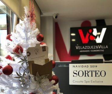 Sorteo Velazquez&Villa